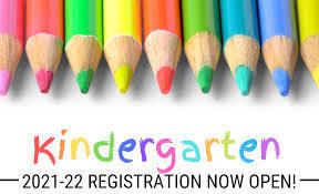 Kindergarten Registration March 1-19