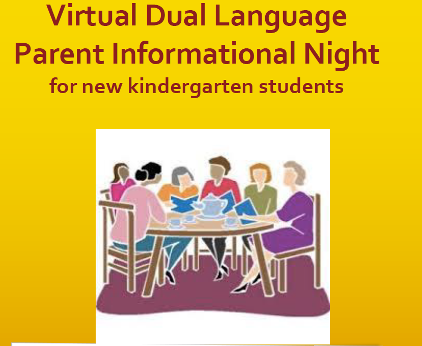 Virtual Dual Language Parent Info Night