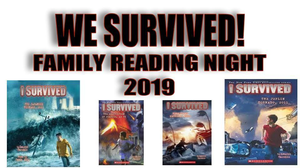 EGJ Family Reading Night
