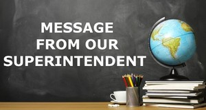 Message from Superintendent Regarding State Board of Ed Guidance