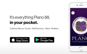 Plano CUSD #88 App is now Live!