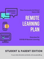 D88 Remote Learning Plan